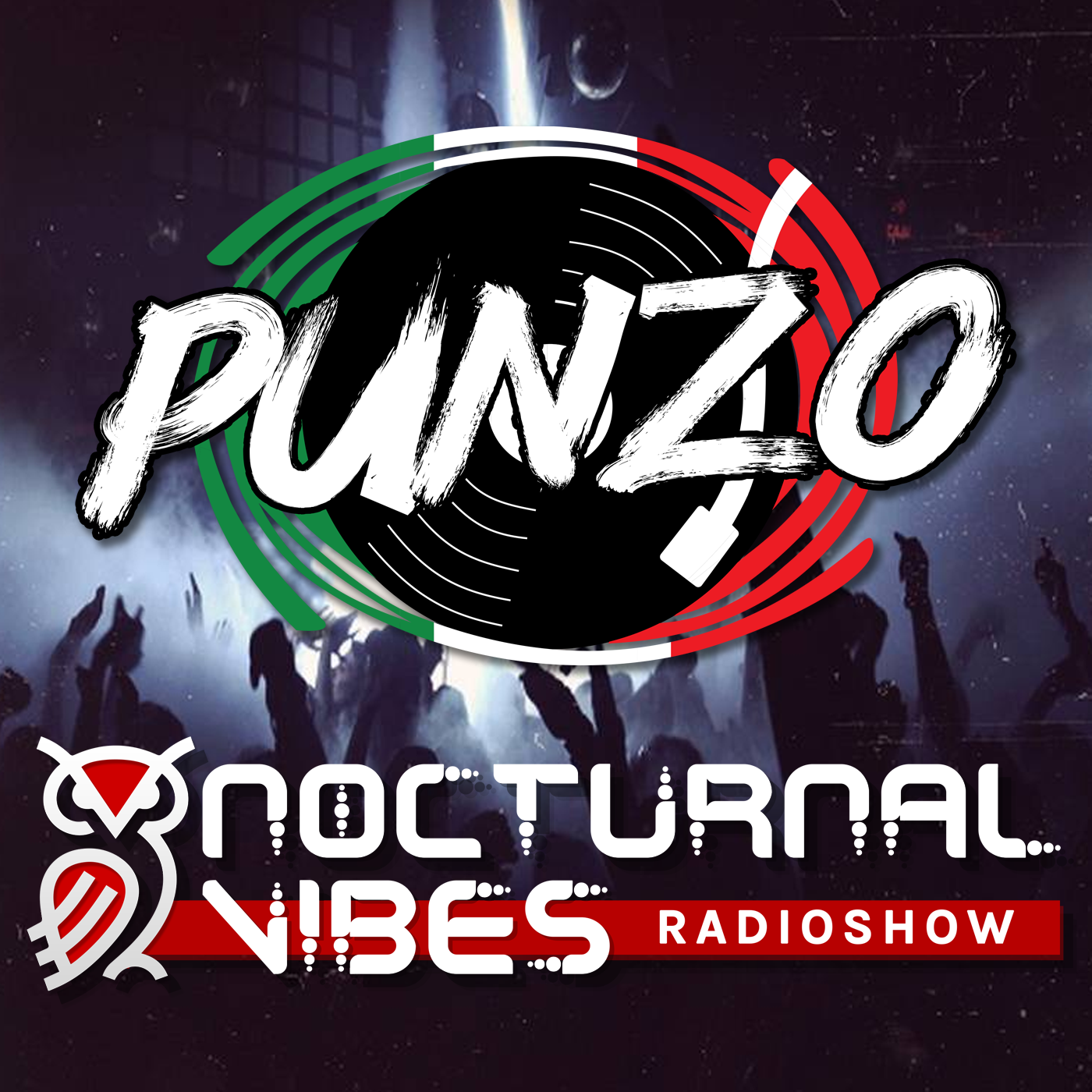 DJ Punzo - Nocturnal Vibes Mixshow